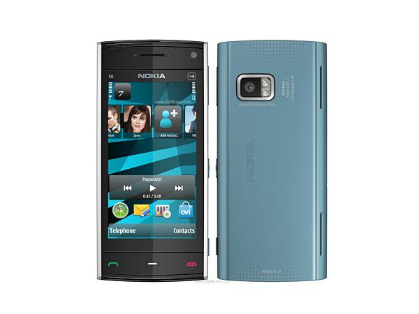 노키아 X6 Nokia X6