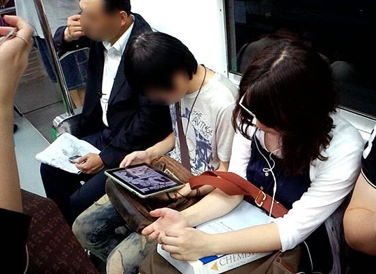 스마트폰, 태블릿 사용자 증가