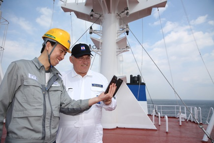 SK텔레콤, 대우조선해양, LTE기반 원거리 선박 통신 서비스, 해상 LTE라우터, ICT기술