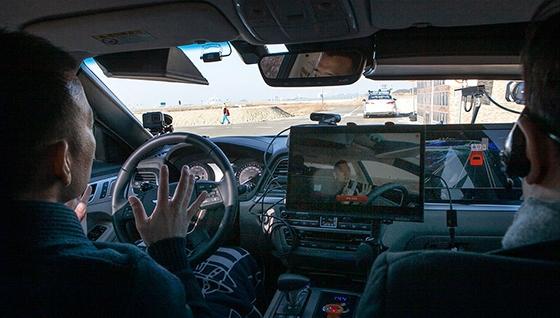 5G자율주행, 5G자율주행차, K-City, 인공지능, 양자기술, 5GHD맵