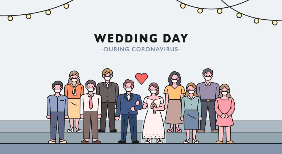 SKT, SK텔레콤, 코로나19, 사회적거리두기, 스몰웨딩, 온라인결혼식, 바른ICT연구소, 코로나결혼식, 코로나1단계결혼식, 코로나웨딩