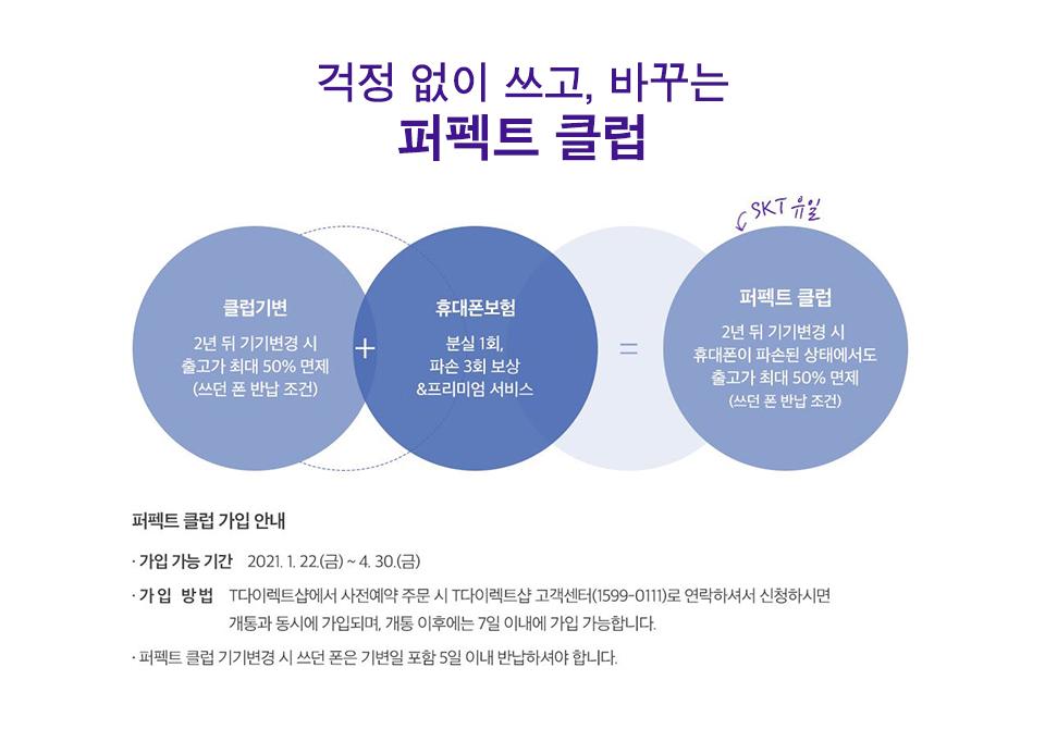 갤럭시S21사전예약, SKT갤럭시S21혜택