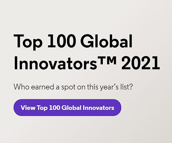 클래리베이트, 혁신기업, 글로벌혁신기업, 글로벌 100대 혁신 기업