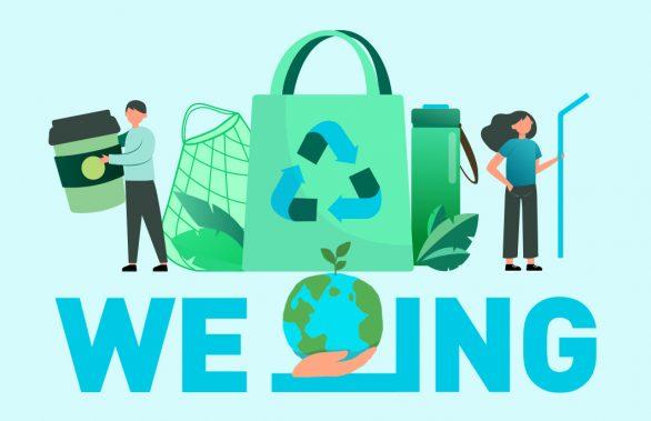위잉, WE_ING, 친환경, ESG, 친환경ESG, SKT친환경