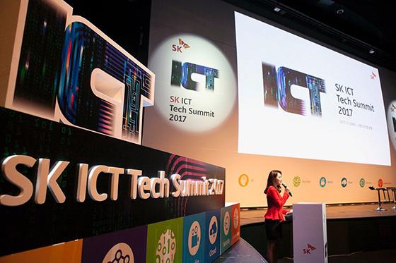 ICT, SK, ICT체크서밋, SKT