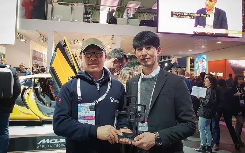 SK텔레콤, 「MWC19」에서 '최우수 혁신 모바일 앱'상 수상