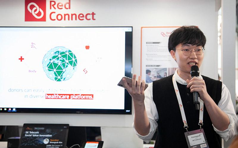 SKT, '착한 스타트업'들과 함께 사회적 가치 전 세계로 전파