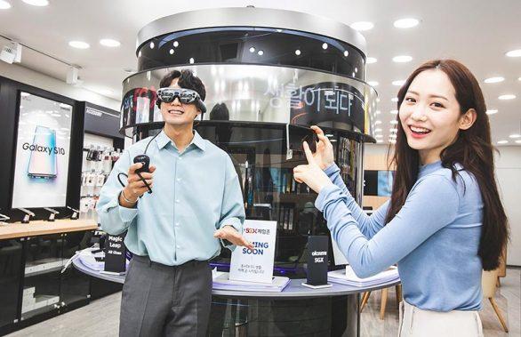 SKT, 「갤럭시S10 5G」 사전 예약 개시