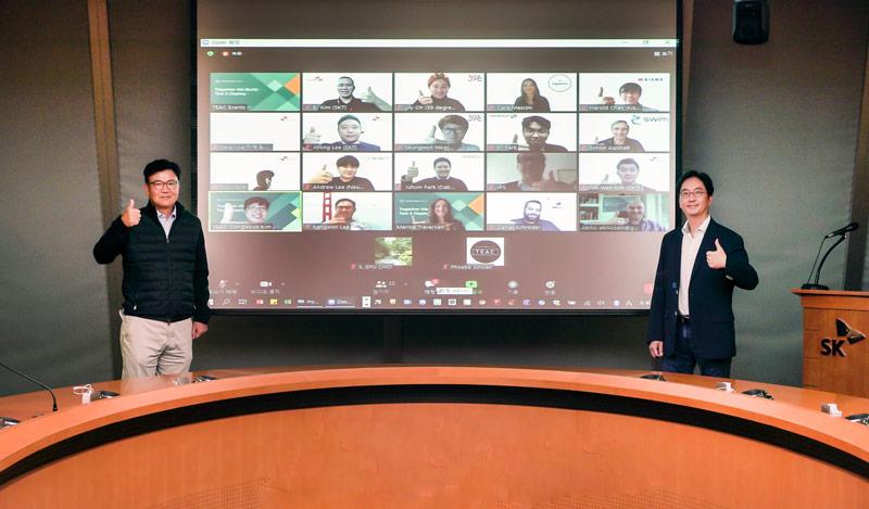 SKT, 글로벌 언택트 스타트업과 5G/MEC 사업 협력 추진