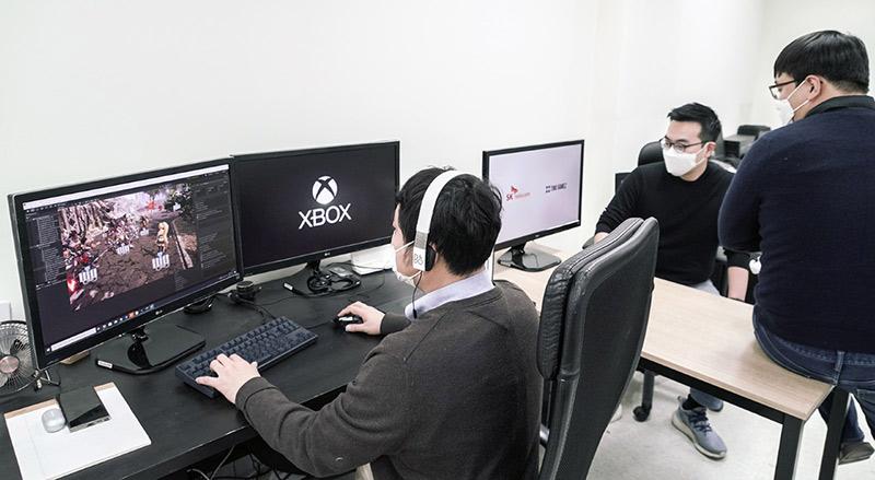네오버스, Xbox, 티노게임즈