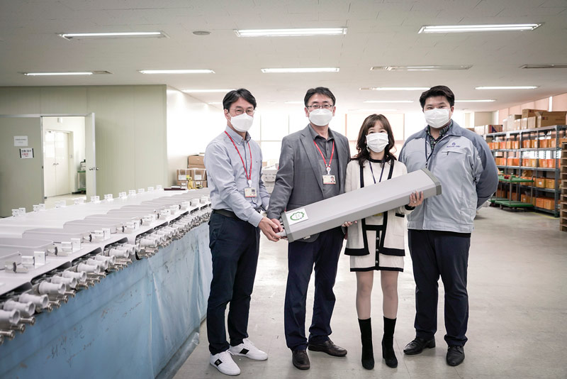 "SKT, 통신안테나 플라스틱 재활용 성공 ""PET병 연 100만 개 줄이는 효과"""