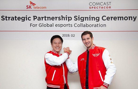 SKT, 3조원대 글로벌 'e스포츠' 산업 공략