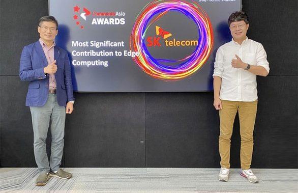 SKT 5G, 연이은 글로벌 어워드 수상