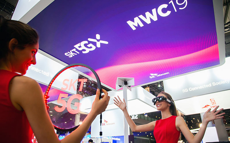 SKT, 5G∙AI 혁신 기술로 글로벌 ICT 이정표를 세운다