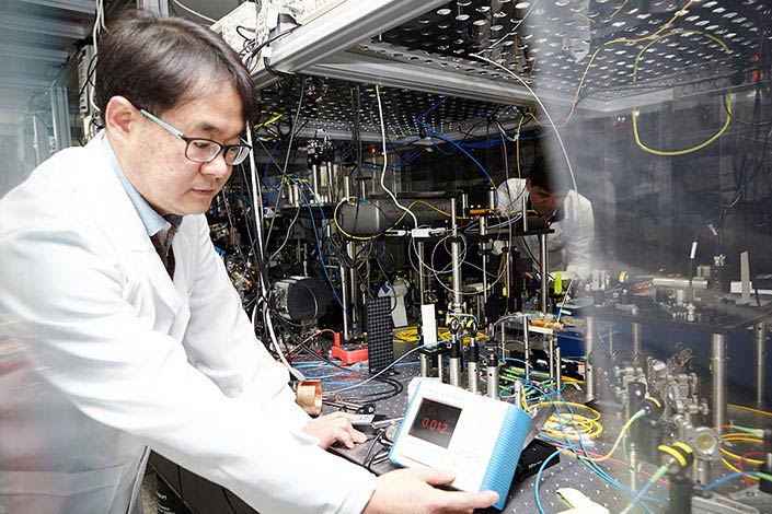 SKT, 노키아, MWC, 양자암호통신