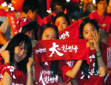 SK텔레콤, 거리응원전, 한강 반포지구 거리응원전, 축구, 월드컵
