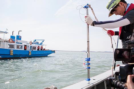 SK텔레콤, 수중 기지국, LTE, 잠수함 방어체계 구축