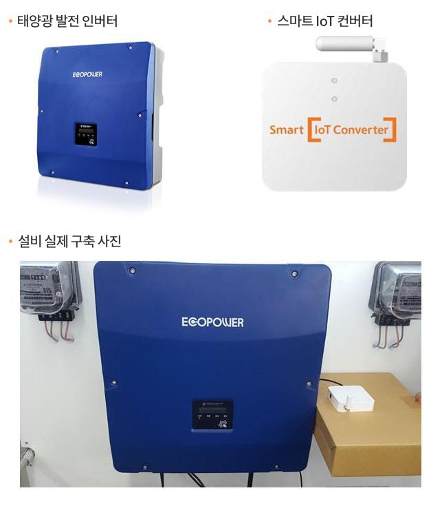 로라, LoRa, IoT, 태양광 발전량