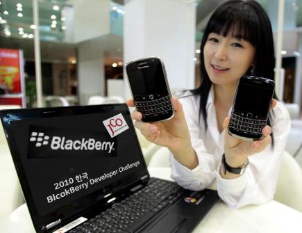 자바, JAVA, Java Community Org, BlackBerry, BlackBerry Developer Challenge