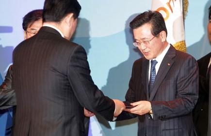 SKT, 상생경영, 2010 동반성장주간, 대중소기업 협력대상