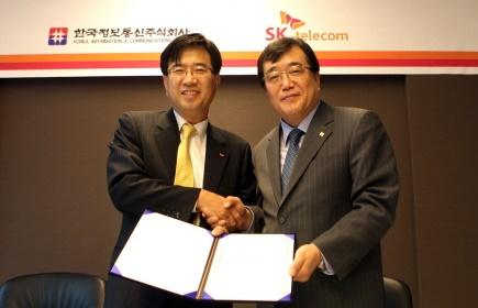 SK텔레콤, 한국정보통신, VAN, 가상이동통신망, MVNO
