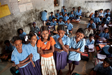 UNICEF, Schools for Asia, T멤버십