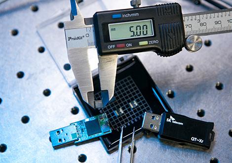양자 난수, 양자난수생성기, QRNG, 양자난수생성 칩
