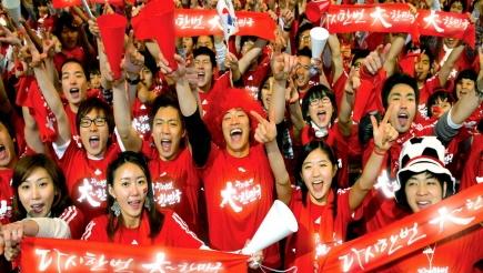 SK텔레콤, 다시 한 번 大~한민국, 거리응원, 2010 FIFA 남아공 월드컵