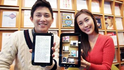 SK텔레콤, 안드로이드 2.2, 갤럭시 탭, Galaxy Tab