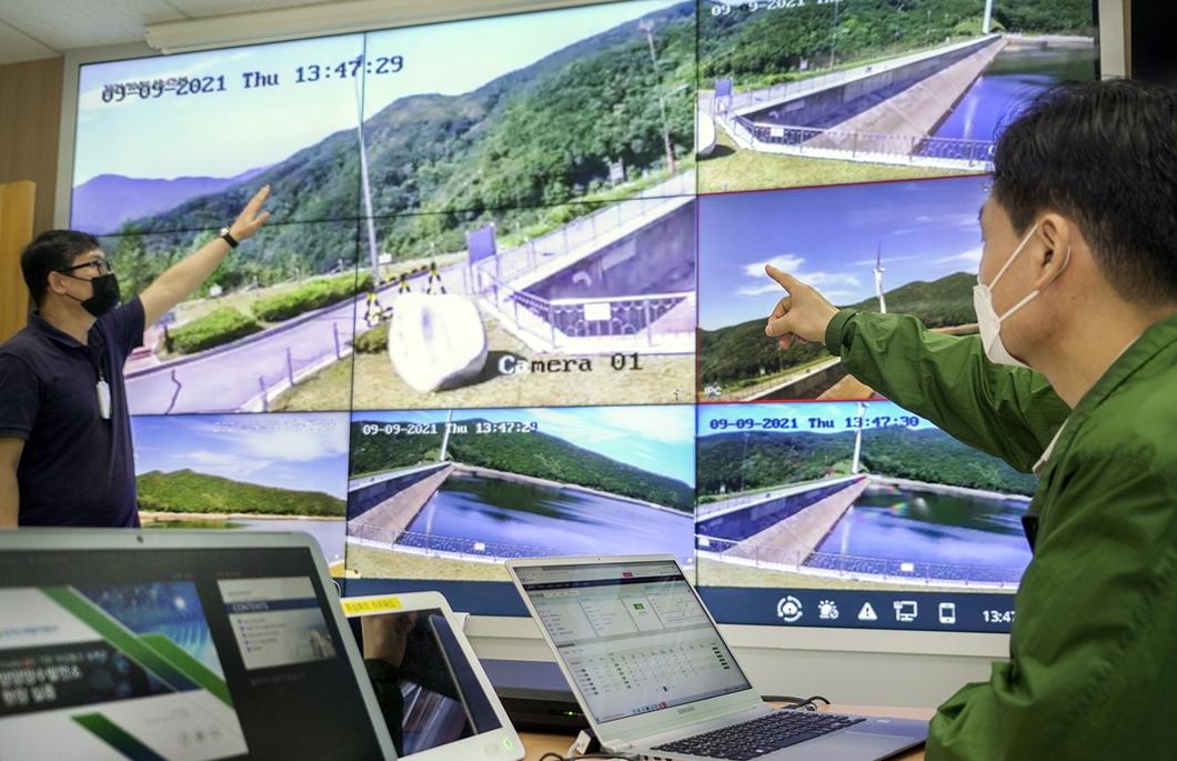 SKT, 5G, 한수원, 산국수력원자력, 프라이빗5G기반 비상통신 솔루션