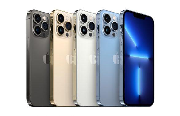 SK텔레콤, iPhone 13 Pro, iPhone 13 Pro Max, iPhone 13 및 iPhone 13 mini, 5GX플래티넘
