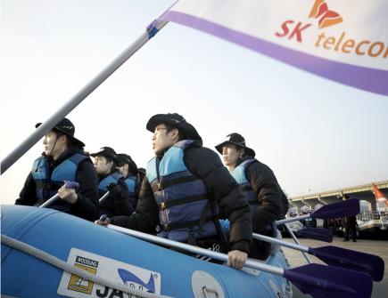 SK텔레콤, 극세척도 대장정, 정만원 CEO, 신입매니저