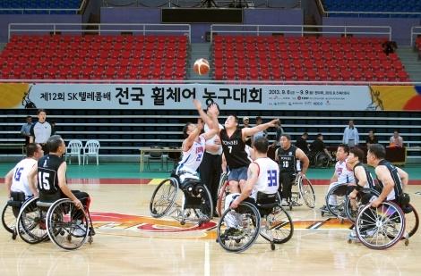 SK텔레콤, 전국 휠체어 농구대회, 행복동행, SK텔레콤의 사회공헌활동