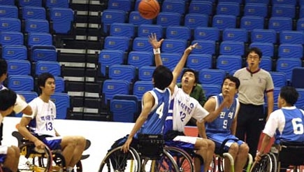 SK텔레콤, 2006 SK텔레콤배 전국휠체어농구대회, 대한장애인농구협회