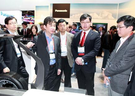 SK텔레콤, International CES 2013, ICT분야, Human Machine Interface 기술