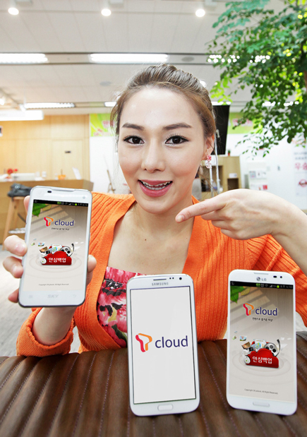 SK텔레콤, 휴대폰 안심백업, T cloud, T간편모드