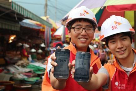 SK텔레콤, 'LTE-A' 확대, 전국 동시 구축, 3G음성과 HD Voice 동시 지원