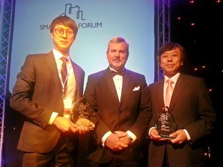 SK텔레콤, Small Cell Industry Awards, LTE펨토셀, 스몰셀 네트워크 혁신상, 혁신적인 상용화 기술 부문 수상, Femto Remote Solution, Femto Gate Way